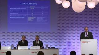 ESMO 2016: Press brief on results of CABOSUN trial cabozantinib compared to sunitinib in RCC