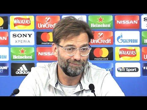 Manchester City 1-2 Liverpool (1-5) - Jurgen Klopp Post Match Press Conference - Champions League