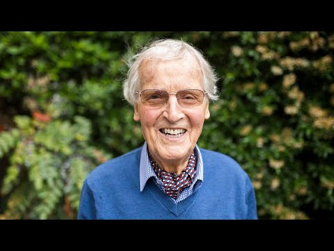 video: Nicholas Parsons was planning the next series of Just A Minute when he died