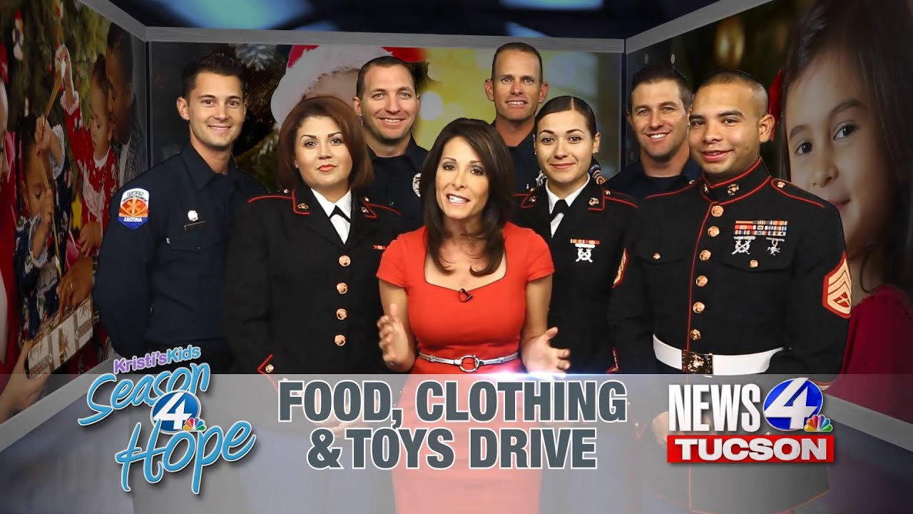 News 4 Tucson >> News 4 Tucson Season For Hope Campaign 2 Youtube