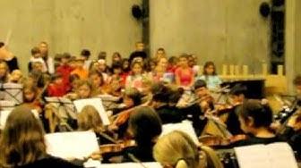 Concert de Noël , le 14 Dec. 2011