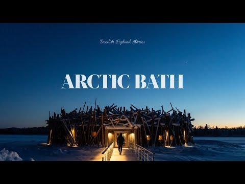 Swedish Lapland stories: Ep.20 — ARCTIC BATH