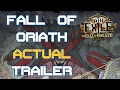 Path of Exile 3.0 - Fall of Oriath - ACTUAL Trailer