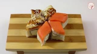 Рецепт ролла Киото — Ойши