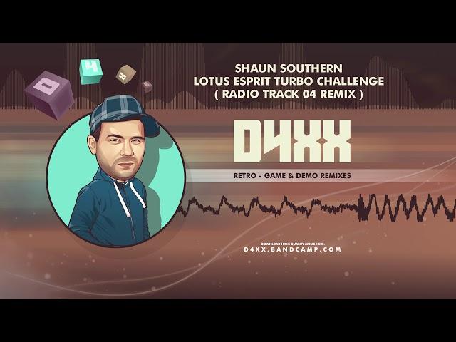 Shaun Southern - Lotus Esprit Turbo Challenge (Radio Track 04 Remix)