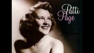 Patti Page ::: Back In Your Own Backyard.