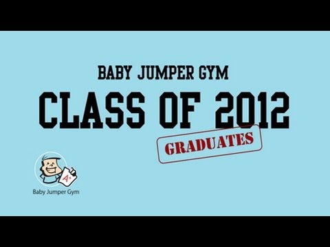 Baby Jumper Gym Class of 2012 Graduation - Jakarta, 01 Juni 2012 (Full Video)