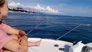 Отдыхаю на Яхте в Сочи. Морская прогулка на Яхте в Сочи