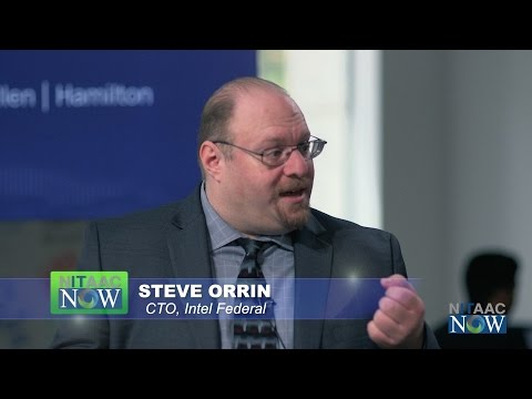 NITAAC NOW - Inside Intel Series with CTO Steve Orrin
