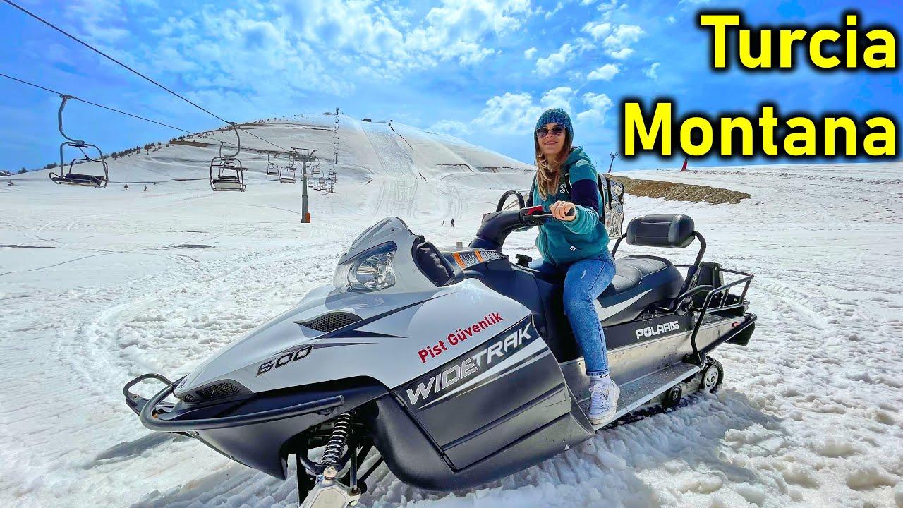 Cum e la munte in Turcia primavara?