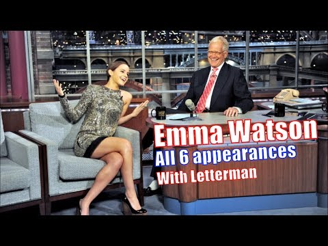 Thumbnail: Emma Watson - Talks Harry Potter, Drinking & Going To College - 6/6 Appearances In Chron. Order [HD]