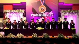 Tercera Ceremonia de Graduación,Promoción 2017