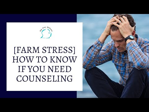 How to Know If You Need Counseling