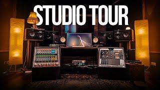Jak Wygląda Studio Nagraniowe || NEBULA STUDIO TOUR 2020