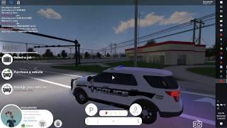 Pembroke Pinien (ROBLOX) Polizei