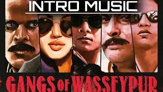 Gangs of Wasseypur - Intro Theme Song | Trumpet  BGM | G.V. Prakash, Anurag Kashyap | Poster Artwrok