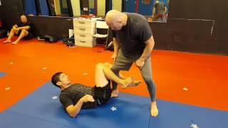 Brazilian Jiu Jitsu Standing Sweep
