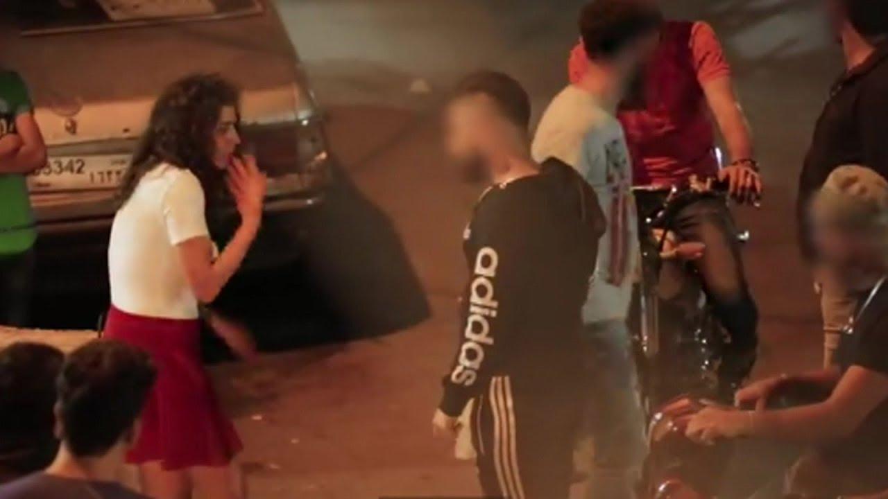 بي_بي_سي_ترندينغ | حقيقة #فيديو لشابة تستنجد في الشارع وتقول إنها اغتصبت في #لبنان