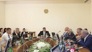 ԱԺ քննիչ հանձնաժողովի առաջին նիստը՝ ԱԱԾ-ՀՔԾ ղեկավարների գաղտնալսման առիթով