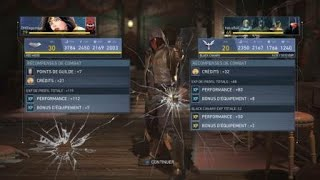 Injustice 2 red hood vs harley et black canary 3-0 pour moi gameplay fr