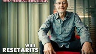 """AUF DEM ROTEN STUHL   Kurt Ostbahn & Willi Resetarits """"Wir haben das Geld gerne genommen"""""""