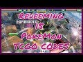 Let's Redeem 15 Pokemon TCGO Codes!