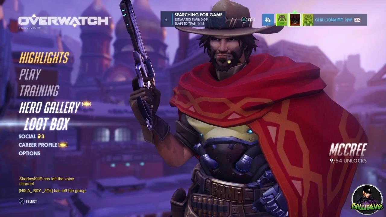 Overwatch Dark Screen Glitch fix