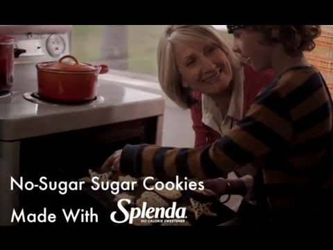 No-Sugar Sugar Cookies With SPLENDA® Sweetener