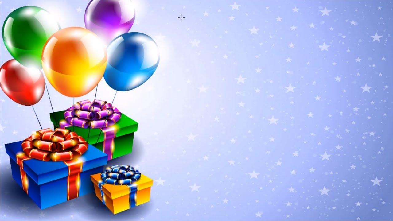 Happy Birthday Ahmed From Karin Youtube