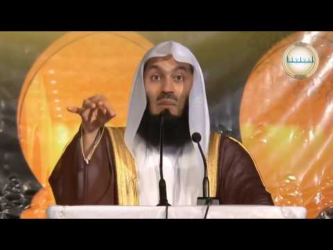 Who is a good Muslim? powerful lecture (Mufti Ismail Menk)