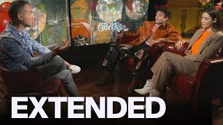 Download Video Ezra Miller, Claudia Kim Share Excitement Over 'Crimes Of Grindelwald' | EXTENDED MP3 3GP MP4