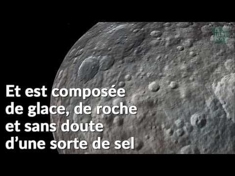 La NASA vous offre un survol de la planète naine Cérès