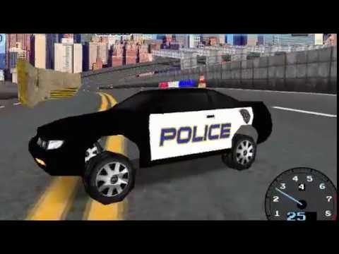 corridas policía