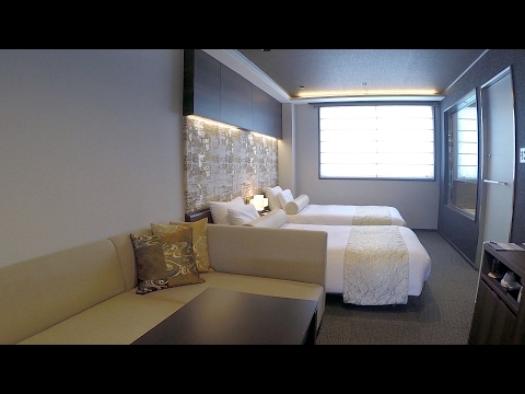 Villa Aneyakoji Room Tour / Review - A Boutique Hotel in Kyoto, Japan - Premium Room