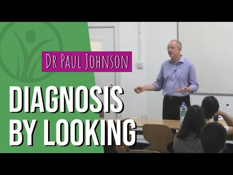 Diagnosis by Looking - Paul Johnson
