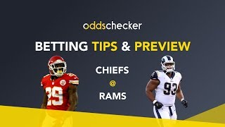 Chiefs @ Rams - Betting Tips & Preview
