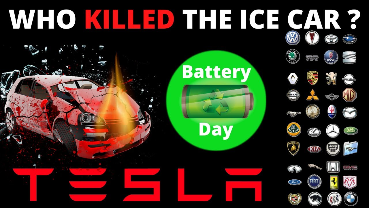 Tesla Battery day | Who KILLED the ICE car ? | Tesla will start a new era in energy |