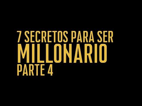 Reflexiones de mi libro 7 Secretos para ser millonario Pt4