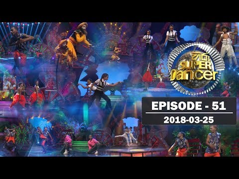 Hiru Super Dancer | Episode 51 | 2018-03-25