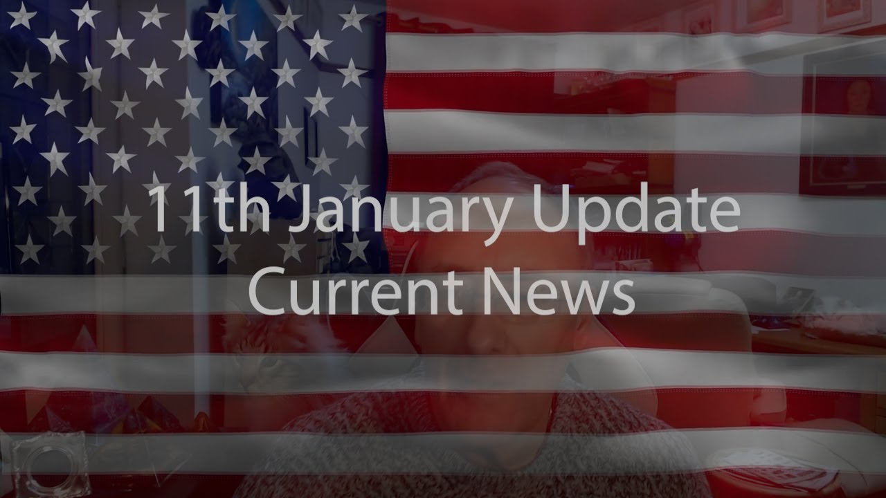 SIMON PARKES - 11th January Update Current News