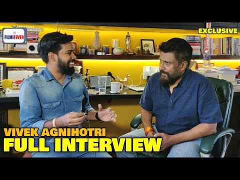 Vivek Agnihotri FULL INTERVIEW Post Release of The Tashkent Files | Must Watch | FilmiFever