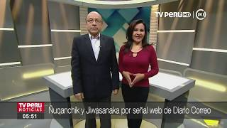 Ñuqanchik Jiwasanaka willakuykunam web diario Correo...