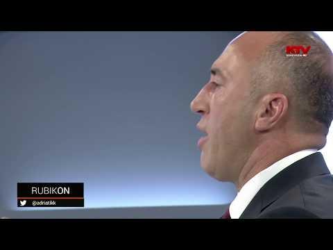 RUBIKON - Ramush Haradinaj 30.05.2017