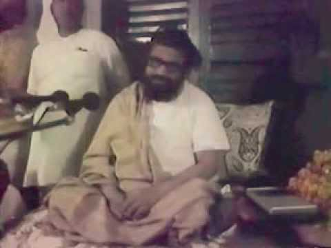 Thakur Balak Brahmachari's; Darśana with Australian Devotees 1984