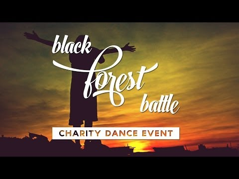 """""""BLACK FOREST BATTLE"""" - CHARITY DANCE EVENT in Freiburg for the PHILIPPINES"""