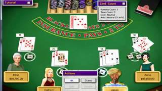Hoyle Casino 1999 - Blackjack Game 4