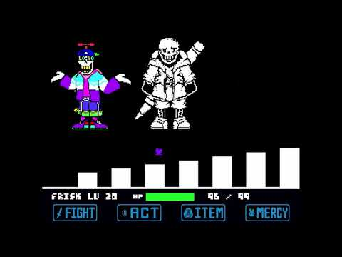 Swap!Ink Papyrus Fight | UNDERTALE Fangame | Demo