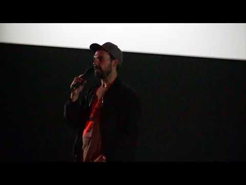 Brimstone & Glory - Post screening Q&A: Sheffield Doc/Fest 2017