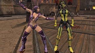 Mortal Kombat Armageddon -  LI MEI | ENDURANCE (WII)【TAS】