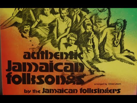 The Jamaican Folksingers – Authentic Jamaican Folksongs